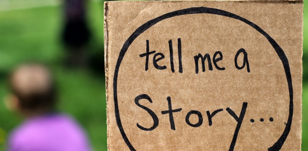 The 4 things you were never told about telling a story.